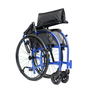 STRONGBACK 24 Self Propelled Wheelchair Folded