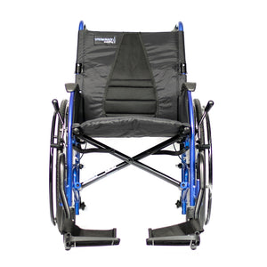 STRONGBACK 24 Self Propelled Wheelchair Front