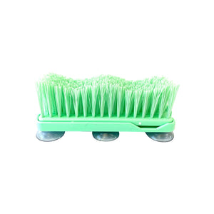 Footpower Foot Brush Green