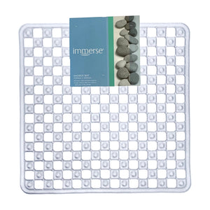 Immerse Shower Mat Clear
