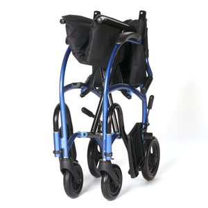 STRONGBACK Excursion 8 Transit Wheelchair Folded