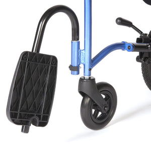 STRONGBACK Excursion 8 Transit Wheelchair Footrest