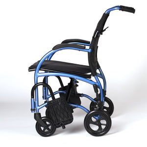 STRONGBACK Excursion 8 Transit Wheelchair Side