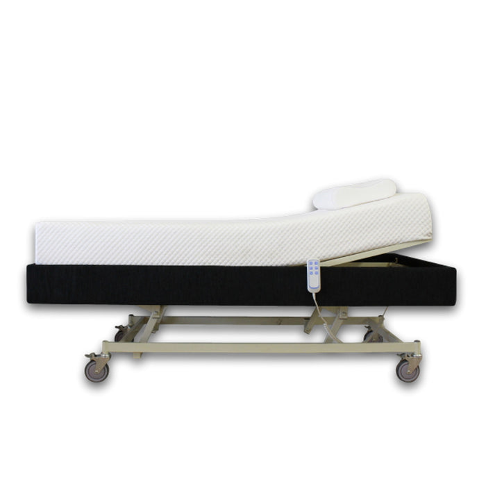 Homecare IC222 King Single Bed and 20cm Mattress Combo