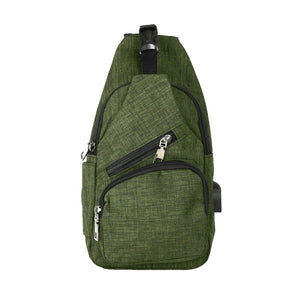 Anti Theft Day Pack Regular - Olive