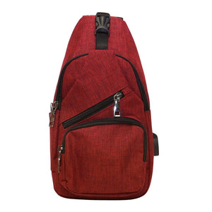 Anti Theft Day Pack Regular - Red