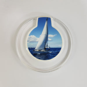 Wireless Charger - Sailboat