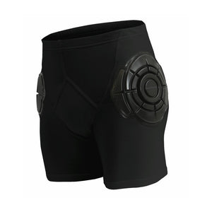Black ImpactActive Hip Protector Men