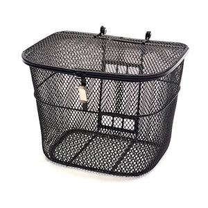 CTM Mobility Scooter Lockable Basket Rear
