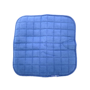 Brolly Sheet Chair Pad Navy