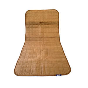 Brolly Sheets Large Seat Protector Brown