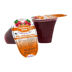 Cranberry Drink (24 x 175 ml) 400 - Moderately Thick