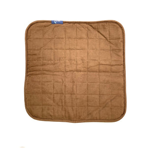 Brolly Sheet Chair Pad Brown