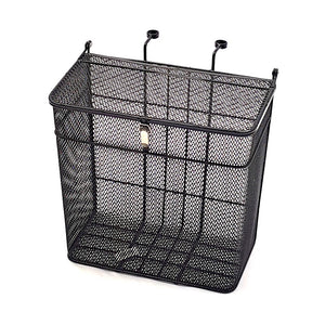 CTM Mobility Scooter Lockable Basket Front