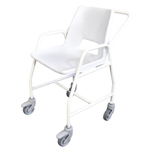 Mobile Shower Chair with Castors