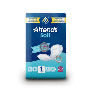 Attends Soft Pads 1 Mini