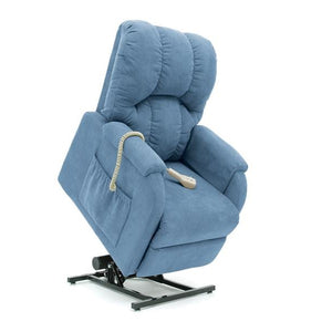 Pride Electric Lift Chair Arctic Blue