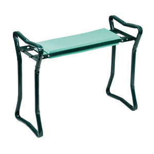 Folding Garden Kneeler and Bench High