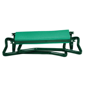 Folding Garden Kneeler and Bench Folded