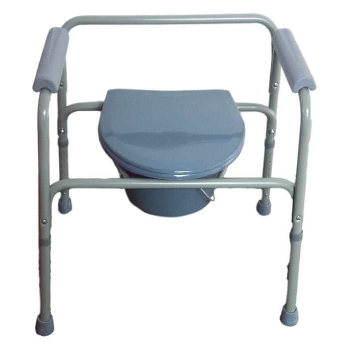 Brightwater 3 in 1 Steel Commode
