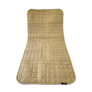 Brolly Sheets Large Seat Protector Beige
