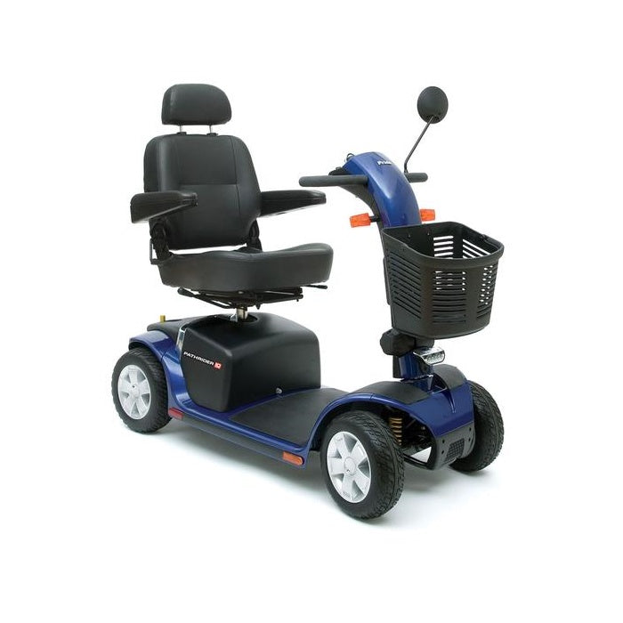 Pride Mobility Pathrider 10 Deluxe Mobility Scooter