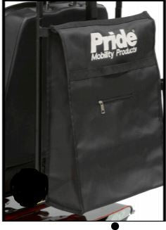 CONS Pride Mobility Scooter Rear Bag with Assembly
