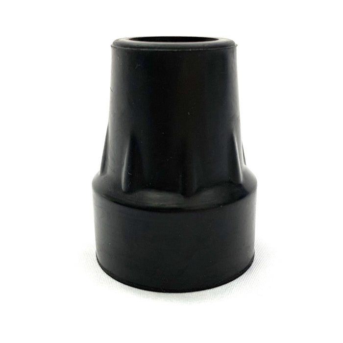 Black Ferrule for Walking Sticks