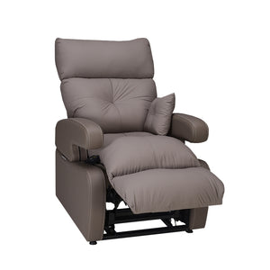 Cocoon Lift Recliner Chair - 2 Motors - Taupe
