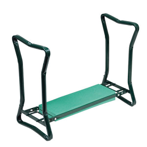 Folding Garden Kneeler and Bench Low