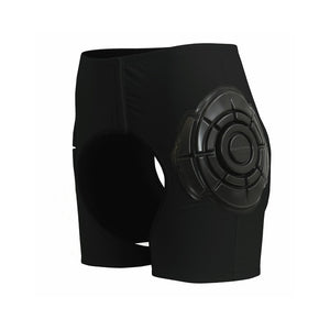 Black ImpactActive Hip Protector Open