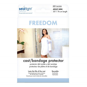 Seal Tight Freedom Cast and Bandage Protector Adult Arm