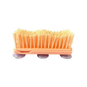 Footpower Foot Brush Apricot