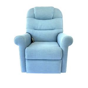 Siesta Lifter Recliner Chair Blue