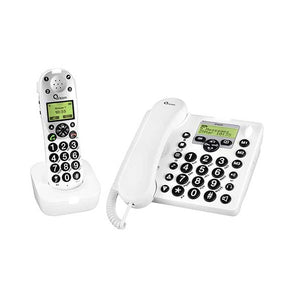 Oricom PRO910-1 Amplified Phone Combo with Answering Machine