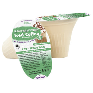 Nutritionally Complete Iced Coffee (12 x 175 ml) 150 - Mildly Thick