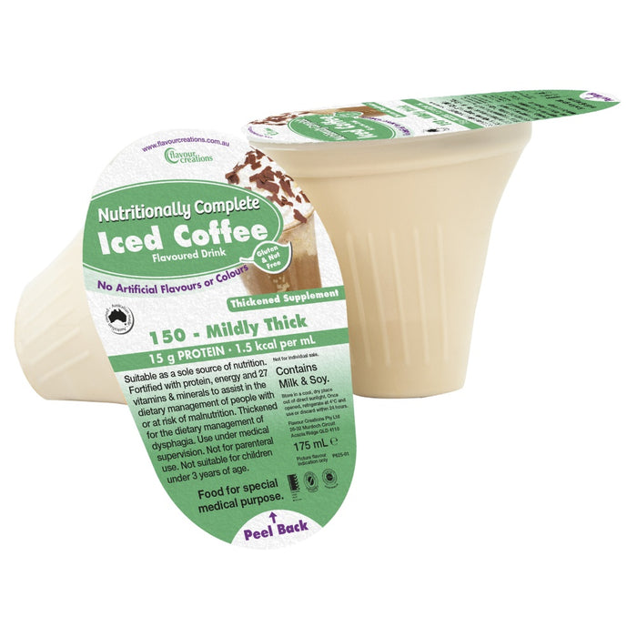 Nutritionally Complete Iced Coffee (12 x 175 ml)