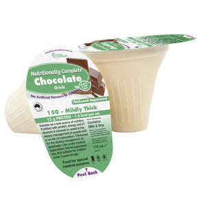 Nutritionally Complete Chocolate (24 x 175 ml) 150 - Mildly Thick