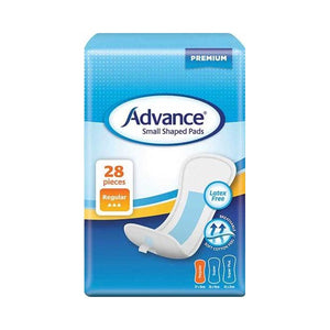 Advance Small Shaped Pads Regular