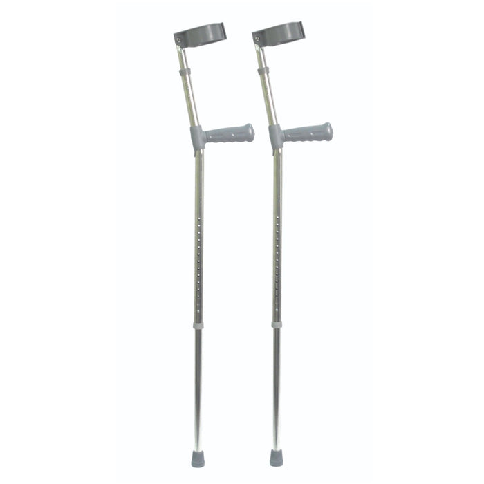 Crutch Forearm Wedge Handle Extra Large Pair