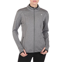 Indlæs billede til gallerivisning Pure Lime Athletic Jacket Jacket 3960 Charcoal Melange