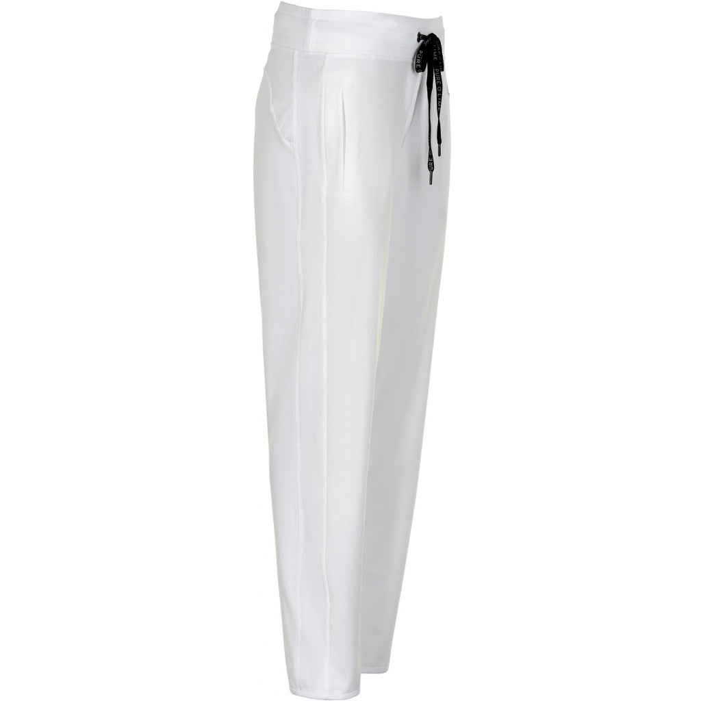 Pure Lime Athletic Pant Pants 1000 White