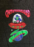 Out of this World T-Shirt Space Black