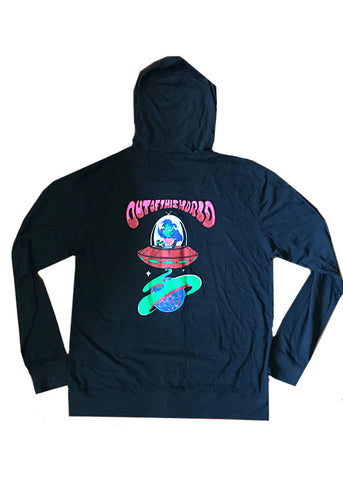 Out of this World Zip-Up Hoodie