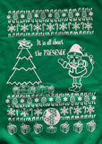 All About The Presence Ugly X-Mas Sweater