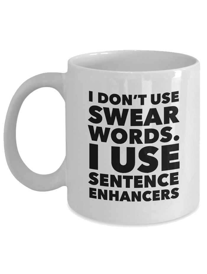adult humor coffee mug