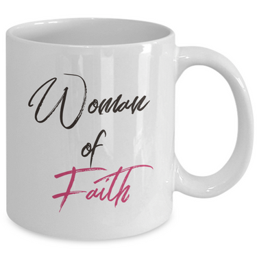 Christian Mug For Women - Christian Wife Or Christian Girlfriend Ceramic Mug -