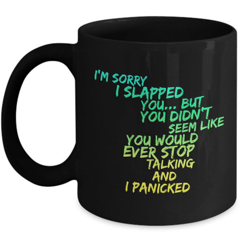 Adult Humor Coffee Mug - Funny Coffee Mug For Women Or Men -