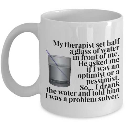 Adult Humor Mug - Funny Coffee Mug For Women Or Men -