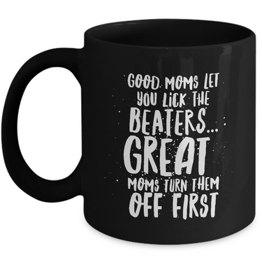 Mom Coffee Mug - Funny Birthday Gift For Moms - Moms Mug -